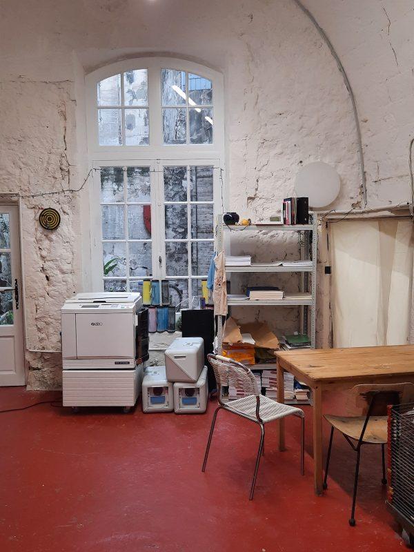 Atelier du palais - risographie Arles